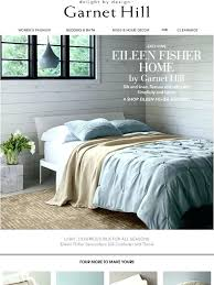 eileen fisher home fisher bedding fisher eileen fisher home tour