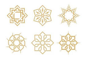 Arabic Patterns Simple Arabic Patterns Graphic Patterns Creative Market