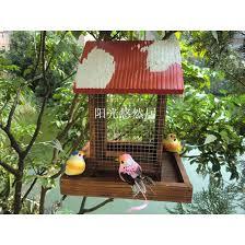 outdoor bird feeders bird cage nest