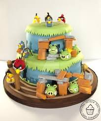 The 25 best Angry birds cake ideas on Pinterest