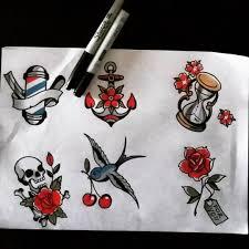 сделать татуировку Tattoo Flash в городе санкт петербург по эскизу