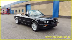 All BMW Models 1989 bmw e30 : 1989 BMW 325i E30 - Only cabrios