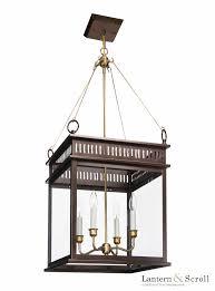 lighting hanging. Hanging Ceiling Light Lantern White Copper Chain Brass Bronze Interior Exterior Gas Electric Scroll JS-2 Lighting