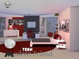 Sims Bedroom Teen Bedroom Sims 4