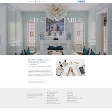 Kitchen Table Pr Marketing Orange County Web Design Webideation