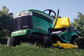 John Deere Lawn Tractor Comparison Chart Lawn Tractor Reviews Compare Lawn Tractors