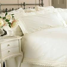 regal lace embroidered duvet cover set white lace duvet cover set cool cream duvet sets riva