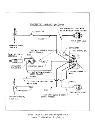 chevy wiring diagrams wiring · 1952 directional signals