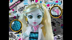 monster high lagoona blue bebek video