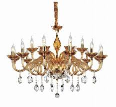 promotion large crystal chandelier lamp with 18 arms authentic cristal chandelier re pendelleuchtemd68118