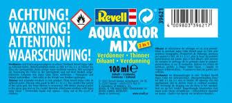 Aqua Color Mix