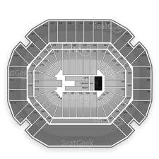 Thompson Boling Arena Seating Chart With Rows Thompson Boling Arena Seating Chart Concert Seating Charts