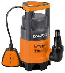 <b>Дренажный насос Daewoo</b> Power Products <b>DDP</b> 7500P (500 Вт ...