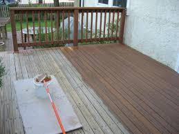 outdoor deck paint or stain. easy guide to staining your deck and fence outdoor paint or stain t
