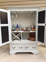 furniture repurpose ideas. Updated Armoire To Make Into A Bar (replaced Wood On Back So There Were No Furniture Repurpose Ideas O