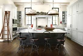 View in gallery Salvaged style for your industrial kitchen with DIY  pendants [Design: ROMA]