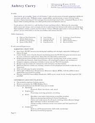 Resume Format For Hotel Management Jobs Resume Format Hotel Management Fresh Hospitality Resume Example 17