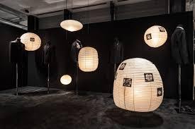 isamu noguchi lighting. Unique Lighting Dior Homme Throughout Isamu Noguchi Lighting