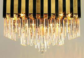 unbelievable chandeliers gold fringe chandelier gold fringe chandelier gold foil fringe chandelier per piece image