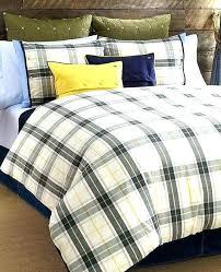 tommy hilfiger duvet cover decent bedding clearance bedding clearance lake plaid duvet cover set king home