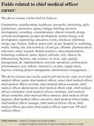 Clinical Officer Sample Resume Mesmerizing Top 48 Chief Medical Officer Resume Samples