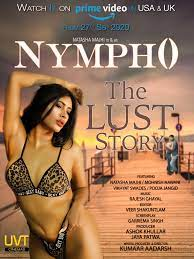 Nympho: The Lust Story (2020) S01 Hindi TV Series All Episodes