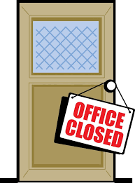 Closed Signs Template Similiar Holiday Closing Signs Templates Keywords Office