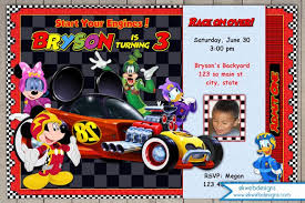 Make Your Own Mickey Mouse Invitations Create Your Own Mickey Mouse Invitations New Birthday Invites Cool