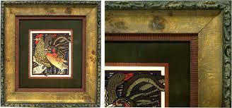 custom framing ideas. Bird Custom Frame Idea Framing Ideas S