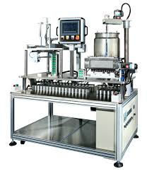 color cosmetic filling machine