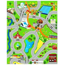 appealing road play rug u5116838 road play rug giant kids city fun town cars play village good road play rug