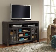 ashley furniture fireplace tv stand. Perfect Stand Ashley Furniture Gavelston Black LG TV Stand With Fireplace Option Click To  Enlarge  On Tv I