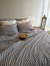 fetching pinstripe duvet cover and linen cover striped bedding blue white red uk to inspire your