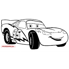 Download Coloring Pages. Lightning Mcqueen Coloring Page ...