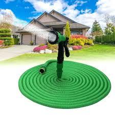 50ft garden hose hospaip expandable