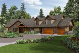 cottage style house plans with walkout basement awesome ranch style house plans with walkout basement elegant