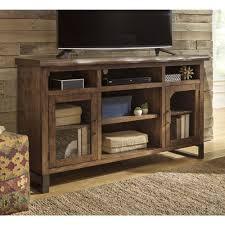 Ashley Furniture Esmarina LG TV Stand with Fireplace Audio Option