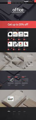 Office Stationery Design Templates Website Templates Office Stationery Custom Website Template