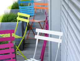 outdoor furniture colors. Fermob Metal Chair Outdoor Furniture Colors