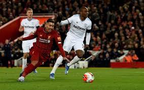 ไฮไลท์ฟุตบอล พรีเมียร์ลีก ลิเวอร์พูล 3-2 เวสต์แฮม ยูไนเต็ด Liverpool 3 - 2  West Ham United ในปี 2020   พรีเมียร์ลีก