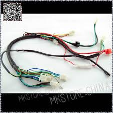 quad wiring harness for 110 chinese electric start loncin zongshen quad wiring harness for 110 chinese electric start loncin zongshen ducar lifan shipping