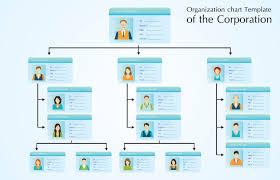Vertical Horizontal Organizational Structure