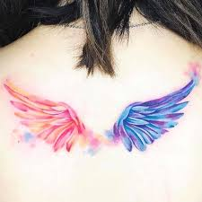 Pin by Marisa Odonnell on quality pins | Angel wings tattoo, Broken wings  tattoo, Wings tattoo