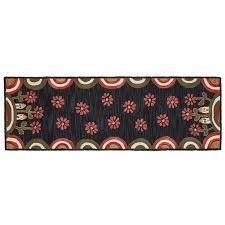 park designs cedar hill hooked rug 24 x 72