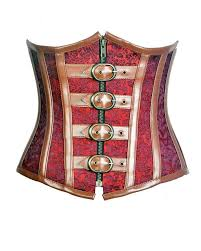 Underbust Corset Pattern Interesting Decorating