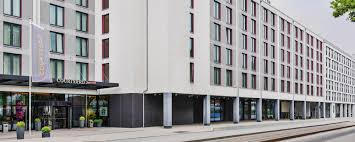 Munich Inn Design Hotel Parken Business Hotel In Munich Courtyard Munich City East