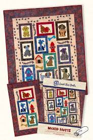 57 best Dog quilt images on Pinterest | Carpets, Cats and Crafts & Lunch Box Quilts:Shop | Category: NEW! | Product: Mixed Mutts with Adamdwight.com