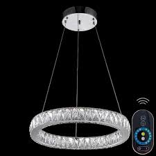 new simple clear crystal chandeliers pendant light led hanging lampsindoor light home for home decor restaurant luminarias ce fcc vallkin acrylic chandelier