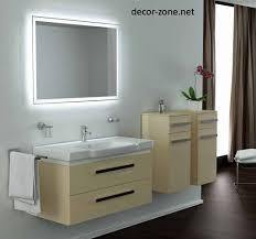 design ideas bathroom cabinet mirror light