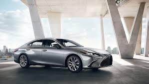 2020 Lexus Es Luxury Sedan Packages Lexus Com